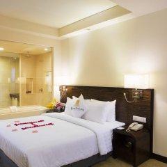 Premier Havana Nha Trang Hotel 5* Номер Делюкс с различными типами кроватей