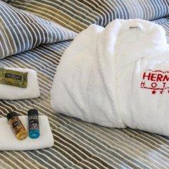 Hermes Hotel 3* Улучшенный номер с различными типами кроватей фото 2
