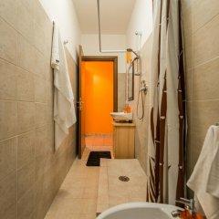 Отель Space 3 Италия, Рим - отзывы, цены и фото номеров - забронировать отель Space 3 онлайн ванная фото 2