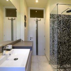 Отель Klarahome Budapest Венгрия, Будапешт - отзывы, цены и фото номеров - забронировать отель Klarahome Budapest онлайн ванная