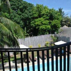 Отель Sarikantang Resort And Spa 3* Номер Делюкс с различными типами кроватей фото 8
