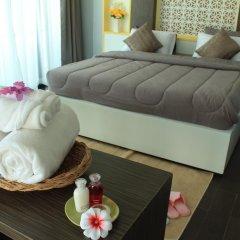 Отель Saranya River House 2* Люкс с различными типами кроватей фото 8