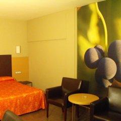 Hotel Sercotel Pere III el Gran 3* Улучшенный номер с различными типами кроватей фото 4