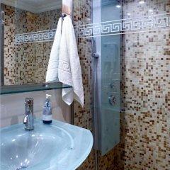 Отель Sunshine Rhodes 4* Стандартный семейный номер с различными типами кроватей фото 13