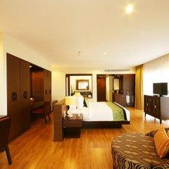 Отель The Heritage Pattaya Beach Resort 4* Полулюкс с различными типами кроватей