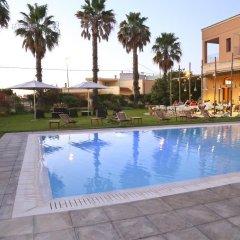 Отель Il Tabacchificio Hotel Италия, Гальяно дель Капо - отзывы, цены и фото номеров - забронировать отель Il Tabacchificio Hotel онлайн бассейн фото 2