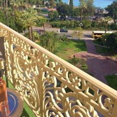 Hotel Ambassador балкон
