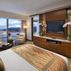 Отель Mandarin Oriental, Macau 5* Номер Делюкс с разными типами кроватей фото 4