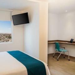 Отель One Durango 3* Улучшенный номер с различными типами кроватей фото 3