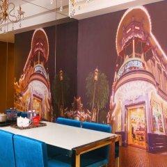 Апартаменты Guangzhou Chimelong Heefun International Service Apartment Гуанчжоу гостиничный бар