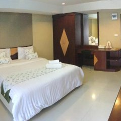 Отель Riski Residence Charoen Krung 2* Стандартный номер с различными типами кроватей