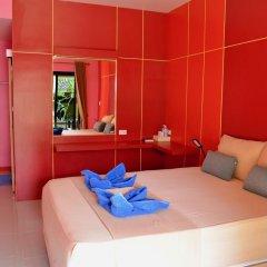 Отель Lanta Bee Garden Bungalow Таиланд, Ланта - отзывы, цены и фото номеров - забронировать отель Lanta Bee Garden Bungalow онлайн комната для гостей фото 4