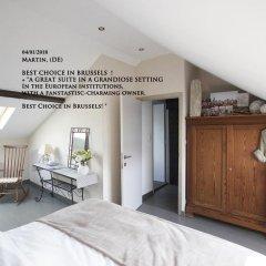 Отель B&b D&f Suites Brussels Брюссель спа