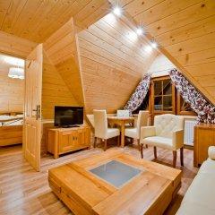 Отель Salamandra Косцелиско комната для гостей фото 4