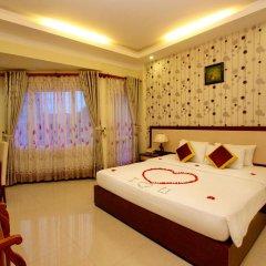 Luxury Nha Trang Hotel 3* Улучшенный номер с различными типами кроватей фото 7