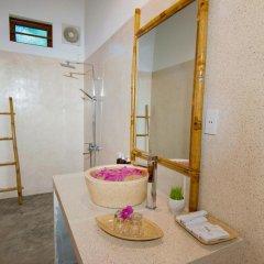 Отель Hoi An Rustic Villa 2* Улучшенный номер с различными типами кроватей фото 4