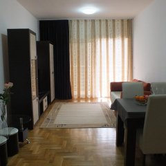 Апартаменты Monterus Bečići Apartments комната для гостей фото 2