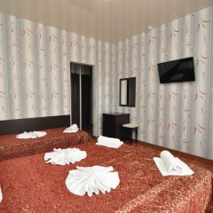 Гостиница Омега удобства в номере