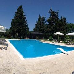 Отель Relais Villa Sant'Isidoro Корридония бассейн