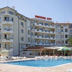 Отель Aparthotel Prestige City 1 - All inclusive бассейн