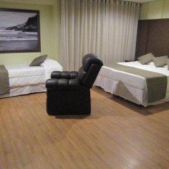 Olavo Bilac Hotel 3* Номер Делюкс с различными типами кроватей фото 2