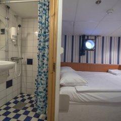 Отель Loginn Hotel Швеция, Стокгольм - отзывы, цены и фото номеров - забронировать отель Loginn Hotel онлайн ванная