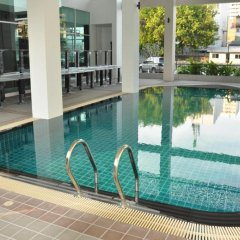 Отель Demeter Residence Suites Bangkok Бангкок бассейн фото 2