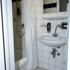 Hotel Europa City 3* Стандартный номер с двуспальной кроватью фото 7