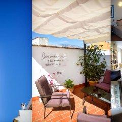 Hotel Hostal Marbella интерьер отеля фото 3