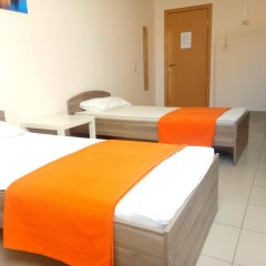Гостиница Kazan-OK - Hostel в Казани 13 отзывов об отеле, цены и фото номеров - забронировать гостиницу Kazan-OK - Hostel онлайн Казань комната для гостей фото 2