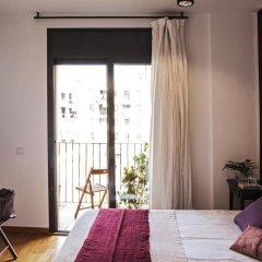 Апартаменты AinB Eixample-Entenza Apartments Апартаменты с различными типами кроватей фото 8