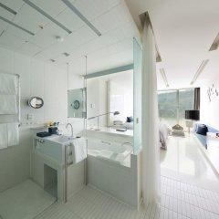 Отель W Seoul Walkerhill 5* Номер Делюкс с различными типами кроватей фото 2