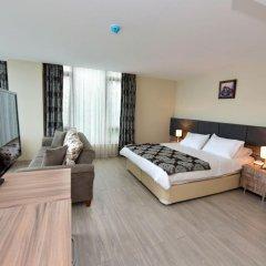Dora Hotel 3* Стандартный номер с двуспальной кроватью фото 18