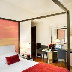 Отель Starhotels Anderson 4* Улучшенный номер с различными типами кроватей фото 4