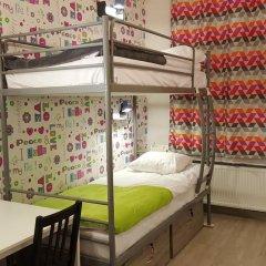 Hostel Lwowska 11 Кровать в общем номере с двухъярусной кроватью фото 8