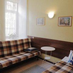 Класс Отель 2* Стандартный номер с 2 отдельными кроватями фото 4
