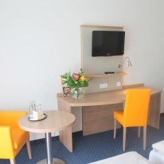 Acora Hotel und Wohnen Düsseldorf 3* Стандартный номер с двуспальной кроватью