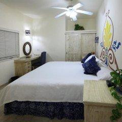 Отель Los Cabos Golf Resort, a VRI resort 3* Студия Делюкс с различными типами кроватей