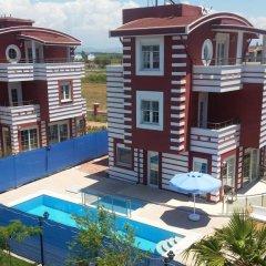 Villa Belek Happyland Вилла Делюкс с различными типами кроватей фото 26
