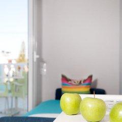 Отель Ilios Studios Stalis Студия с различными типами кроватей фото 7