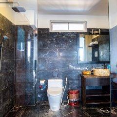 Отель Blue An Bang Villa 2* Стандартный номер с различными типами кроватей фото 6