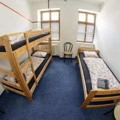 Hostel Eleven Кровать в общем номере фото 8