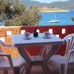 Отель Aliki Beach Hotel Греция, Галатас - отзывы, цены и фото номеров - забронировать отель Aliki Beach Hotel онлайн балкон