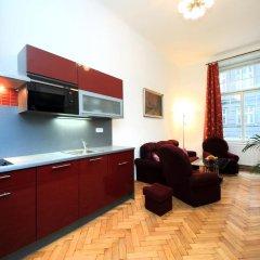 Апартаменты Josefov Apartments Прага в номере
