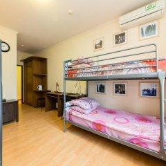 Krasny Terem Hotel 3* Кровать в мужском общем номере фото 5