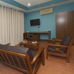 Pattaya Garden Apartments Boutique Hotel 3* Номер Делюкс с различными типами кроватей фото 8