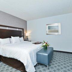Отель Hampton Inn & Suites Columbia/Southeast-Fort Jackson 2* Стандартный номер с различными типами кроватей