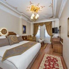Seven Hills Hotel - Special Class 4* Улучшенный номер с двуспальной кроватью фото 2
