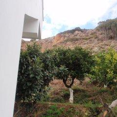 Отель Antouan Matina Пляж Стегна балкон