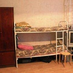 Hostel Preobrazhensky Кровать в мужском общем номере с двухъярусной кроватью фото 2